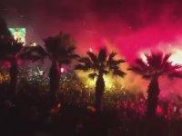 Göztepe Sahili Süper Lige Çıkma Anı