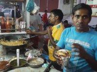 Damak Çatlatan Hint Usulü Burger Yapımı