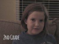 1.Sınıftan Üniye Kadar Kızının Görüntülerini Kaydeden Baba