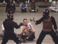 Bruce Lee'nin Gerçek Dövüş Görüntüsü