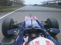 Formula 1 Yarışında Ön Tekerlerin Aynı Anda Kopması
