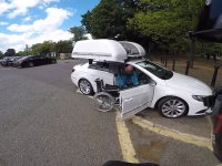 Gelişmiş Engelli Otomobili