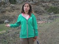 Jeoloji Mühendisliği Öğrencilerinin Saha Çalışmaları