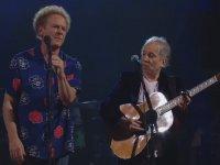 Simon & Garfunkel - The Sound of Silence (45 Yıl Sonraki Konser)