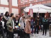 Kampüste Lgbt'li Öğrencinin Feministlere Vaazı - Ankara
