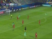 Bruma'dan Makedonya'ya Fantastik Gol!