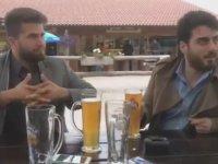 Türk Gencinden Alman'a İbretlik Ayar