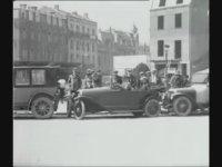 1900'lü Yıllarda Araç Park Etmek