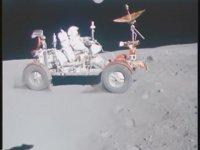 Ay'da Araba Kullanmak (1972)