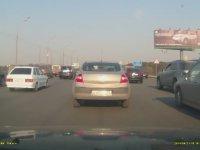 Trafikte LPG Tankı Patlaması