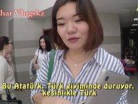 Kazaklara Atatürk'ü Sormak
