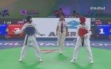 Zeliha Ağrıs Taekwondo Dünya Şampiyonluk Maçı