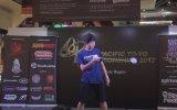 Genç Yarışmacıdan Muazzam Bir Yoyo Gösteri