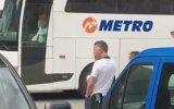 Metro Turizm Şoförünün Otobüste Mastürbasyon Yapması