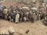 1991 Saddam'ın Ordusundan Kaçan On Bnlerce Kürt Türkiye Sınırında