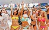 Antalya Kemer Kraliçe Adaylarının Köpük Partisi