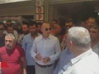 Kuşadası'nda Avukatların AVM'ye Sığınması