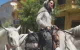 At Sırtında 4 Bin Kilomete Katetmek