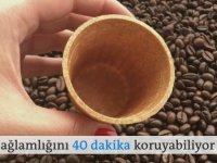 Kahve Bardağını Yemek
