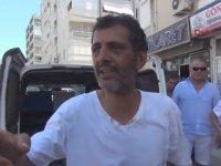Antalya'da Gaspciyi Dövelim Dövmeyelim Kavgası