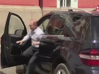 Putin'in Otomobilindeki Kırmızı Elbiseli Gizemli Kadın