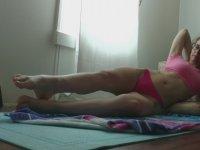 Yoga Öğreniyorum