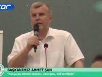 İzmir Marşı Söylemediğiniz İçin Teşekkür Ederim - Ahmet Şan