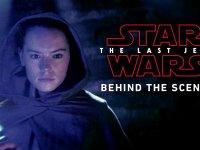 Star Wars: The Last Jedi Filminin Kamera Arkası Görüntüleri