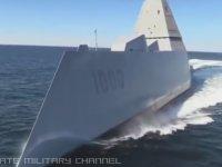 Dünya'daki En Güçlü Destroyer - USS Zumwalt