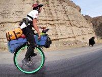 Tek Tekerlekli Bisikletle Çin'i Dolaşmak