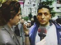 Taksim Delisi Cenk ile İlk Röportaj (2003)