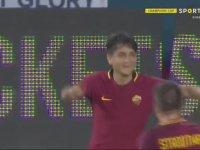 Cengiz Ünder - Roma Formasıyla İlk Golü
