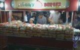 Sokak Lezzetleri Serisi  Pakistan  Angry Burger