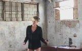 60 Yaşındaki Sharon Stone'dan Dans