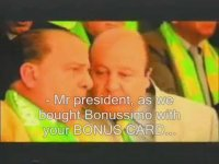Bonus Kart Reklamı - Bonussimo ( 2003 )