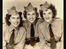 The Andrews Sisters - Boogie Woogie Bugle Boy (1941)