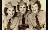 The Andrews Sisters  Boogie Woogie Bugle Boy 1941