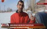 Genelevin Kapatılmasına İsyan Eden Çalışan  Erzurum İsyan İçerir