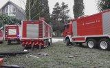 RC Oyuncaklarla Yangın Söndürme Tatbikatı