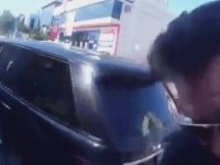 Aziz Yıldırım ile Motosikletlinin Sinyal Tartışması