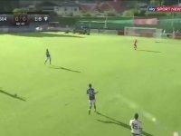 Jose Angel'in Kondogbia'ya Özenip Kendi Kalesine Gol Atması