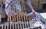 Kuzu Şiş Çevirme Makinesi  Çin