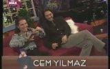 Cem Yılmaz Beyaz Show'a Telefon İle Bağlanıyor 1998