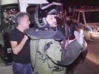 Bomba İmha Ekiplerine Atarlanan Adanalı