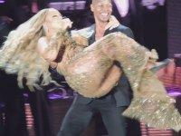 Mariah Carey'nin Dansçılarını Terletmesi