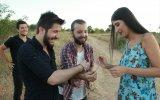 Kırklareli'nde Kelepçeyle Evlilik Teklifi