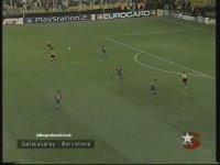 Galatasaray 0 - 2 FC Barcelona (24.09.2002)