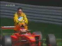 Michael Schumacher Taksi