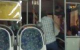 Bursa'da Otobüs Şoförü Ve Yolcu Arasında Çıkan Kavga