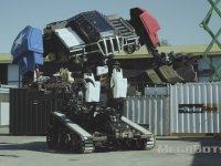 12 Tonluk Dövüşçü Robotu: Eagle Prime